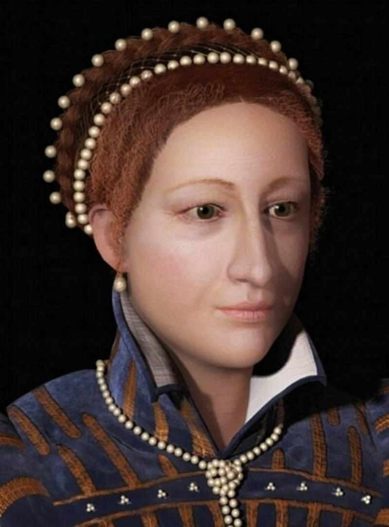Реконструкция внешности по черепу позволяет нам узнать, как выглядели древние властители