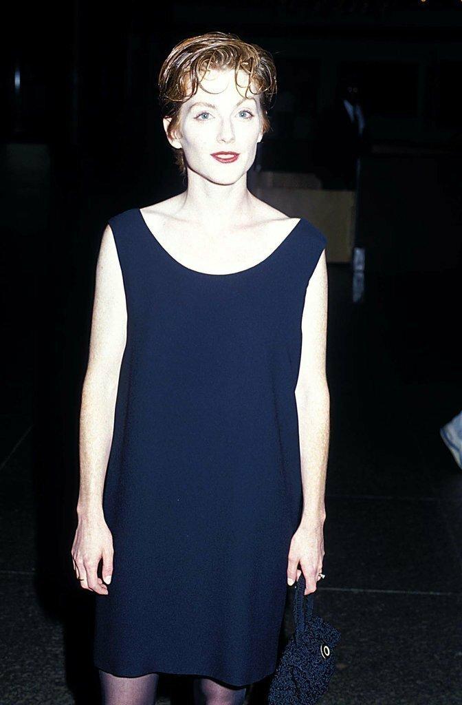 Джулианна Мур впервые, звёзды, молодые, фото, церемония