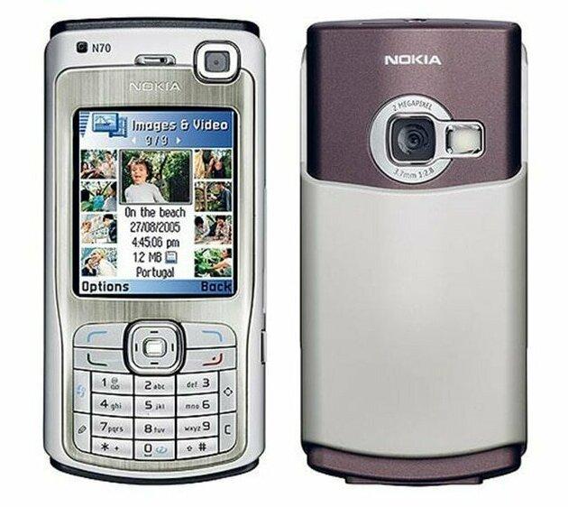 5. Nokia N70 модели телефонов, нокиа, самсунг, телефоны, телефоны юности, фото