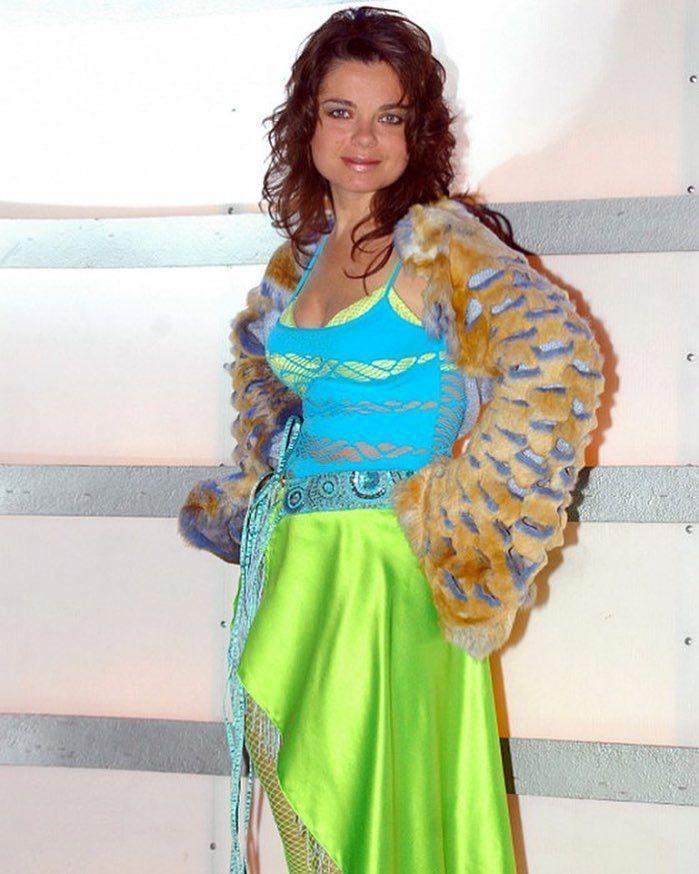 Гламур российских звёзд образца 2007 года