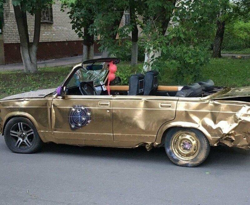 И в автомобилях мы кое-что смыслим всячина, жизнь, россия, смешно, стереотипы, что творят, юмор
