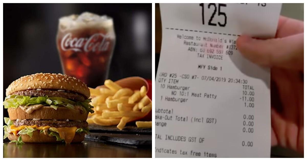 Интересная математика Макдональдс, или как получить гамбургер бесплатно