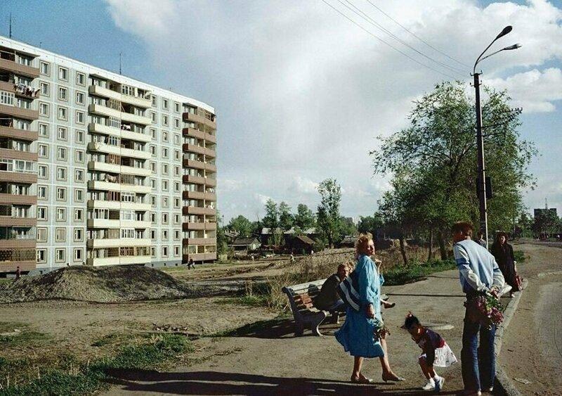 Моменты провинциальной жизни в девяностые 90-е, город, девяностые, история, люди, провинция, ретроспектива, эстетика