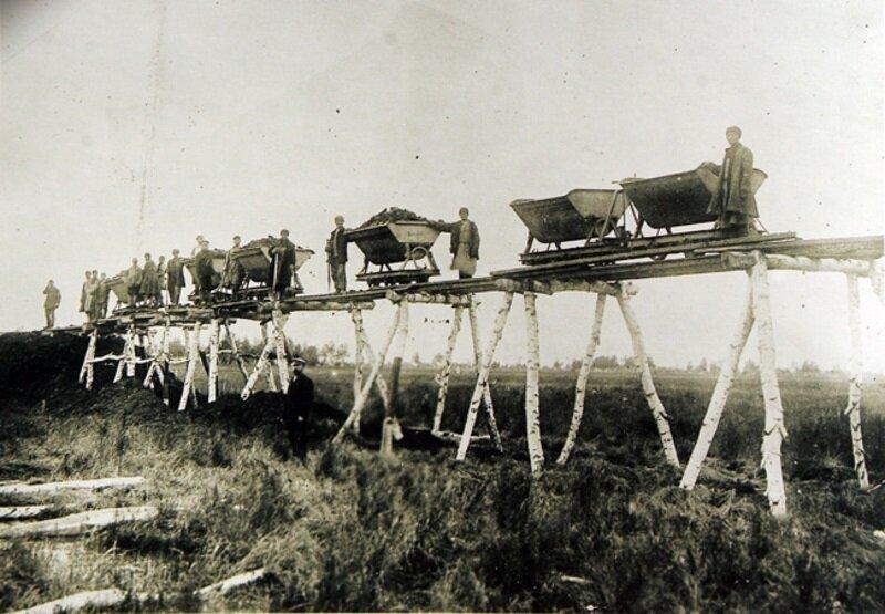 Строительство транссибирской магистрали 19 век, жизнь до революции, редкие фотографии, снимки, фотографии, царская россия