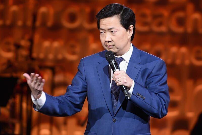 8. Стендап-комик Кен Джонг - действующий врач с активной медицинской лицензией звезды, знаменитости, известные и знаменитые, интеллект, надо же какие, познавательно, селебрити, факты