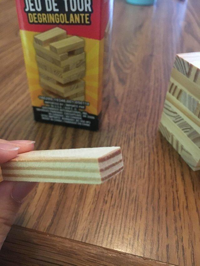 7. Похоже на вафлю, но это всего лишь игра воображение, иллюзии, интересно, не то чем кажется, показалось, фото
