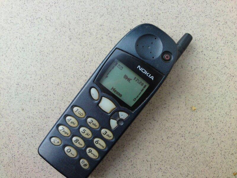1. Nokia 5110 модели телефонов, нокиа, самсунг, телефоны, телефоны юности, фото