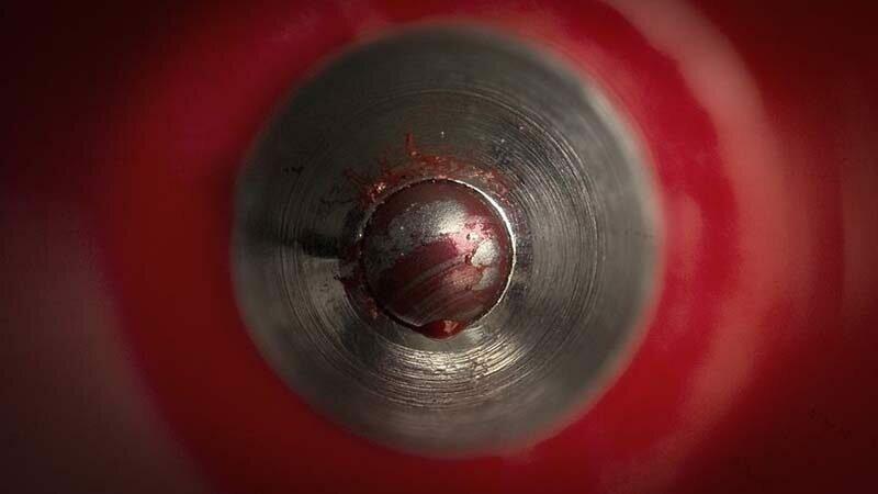 Шариковая ручка в мире, красота, макро, под микроскопом, познавательно, удивительно, фото