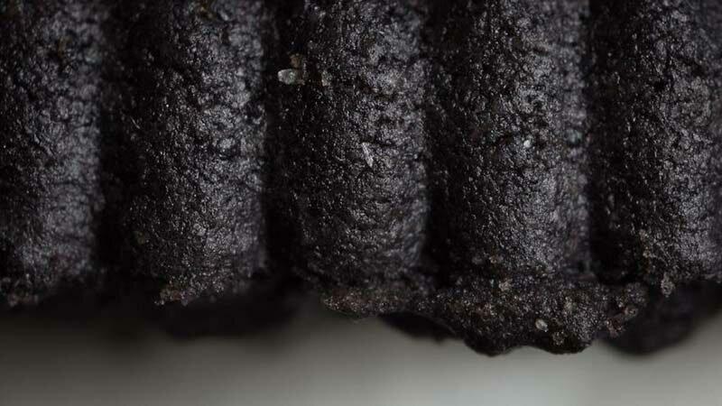 Шоколадное печенье в мире, красота, макро, под микроскопом, познавательно, удивительно, фото
