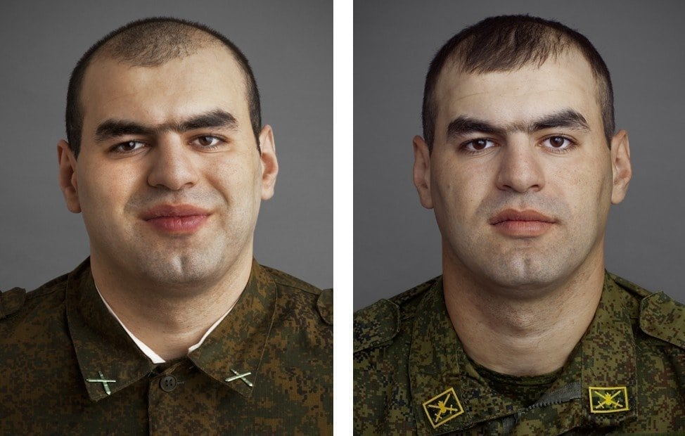 """Меняет ли российская армия человека? Эти фото """"до"""" и """"после"""" дают точный ответ"""