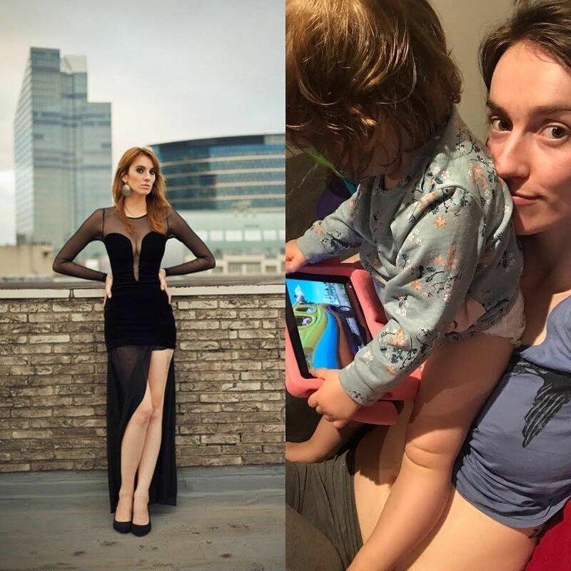 25 честных и искренних фото, которые показывают, как меняется наша жизнь с рождением детей дети цветы жизни, материнство, отцовство, смешно, честное материнство, юмор