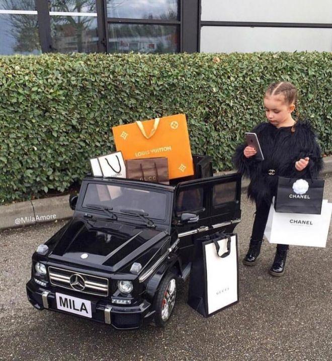 Авто для пакетов