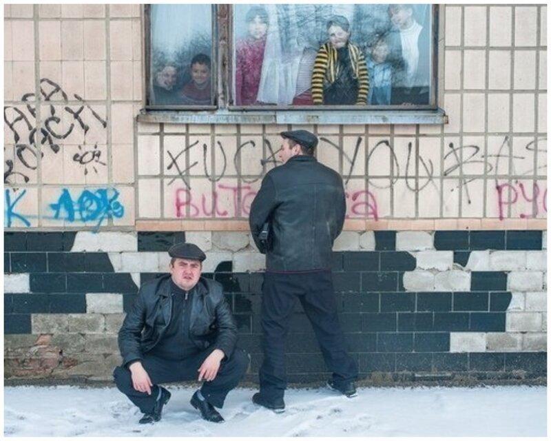 И народ у нас не стеснительный всячина, жизнь, россия, смешно, стереотипы, что творят, юмор