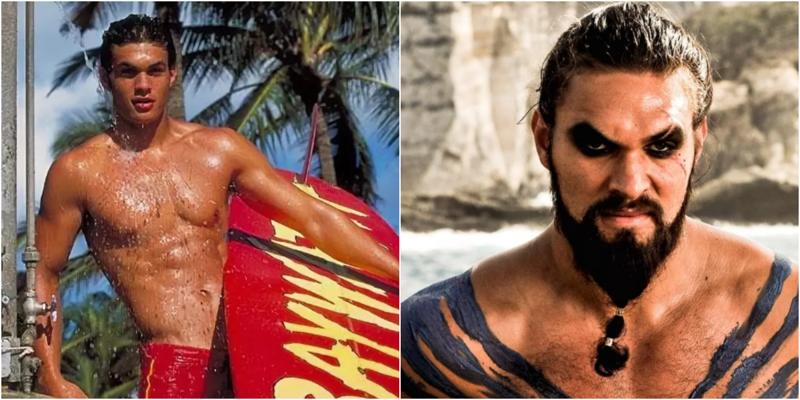 Джейсон Момоа (Кхал Дрого) актёры, гот, знаменитости, игра престолов, интересное, песнь льда и пламени, фото
