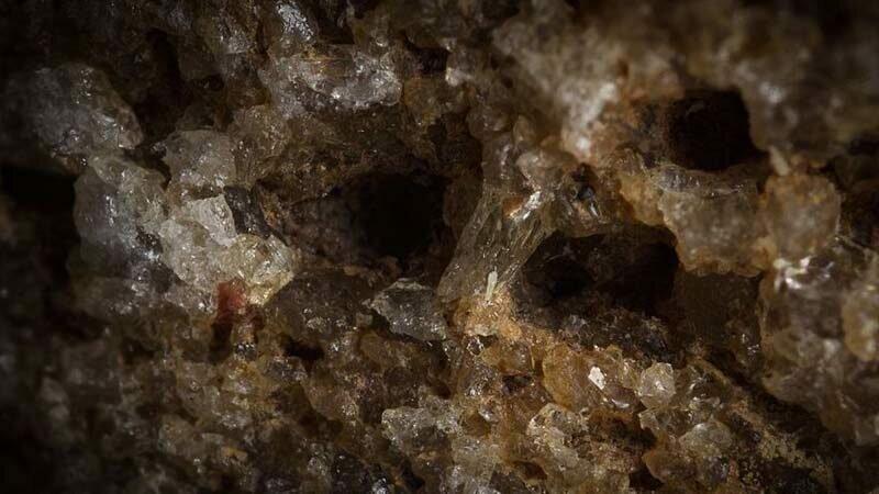 Камень с пляжа в мире, красота, макро, под микроскопом, познавательно, удивительно, фото