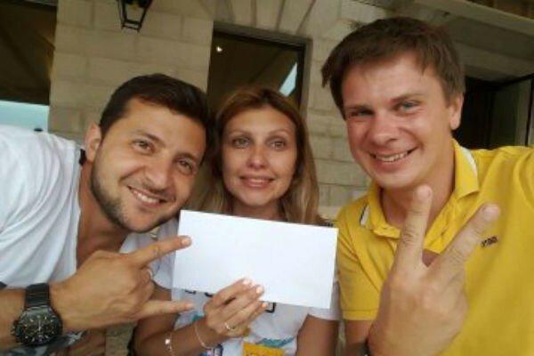 13 фотографий, которые показывают настоящую жизнь первой леди Украины Зеленский, знаменитости, интересное, личные фото, первая леди, семья, фото