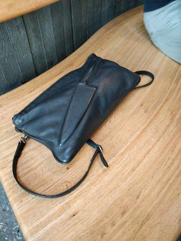 Главное - не ездить с этой сумочкой в аэропорт буйство фантазии, забавно, мастера, очумелые ручки, поделки, смешно, странные люди, удивительное рядом
