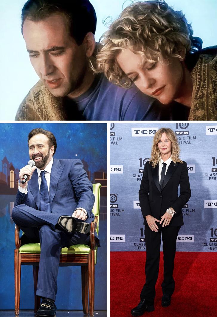 Как сейчас выглядят пары актеров, которые убедительно сыграли любовь на экране
