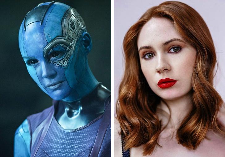 20+ актеров киновселенной Marvel, которые скрываются за масками своих персонажей (Среди них затесался даже Вин Дизель)
