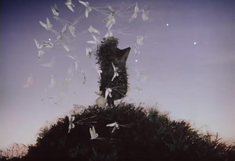 Ежик в тумане Ливанов, волк, история, карлсон, мультики, прообраз