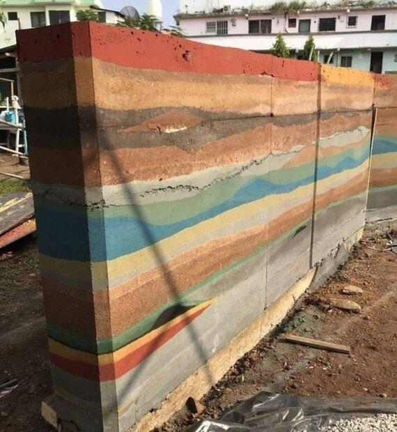 Просто добавь краситель бетон, бетонная стяжка, подборка, прикол, раствор, стройка, стяжка