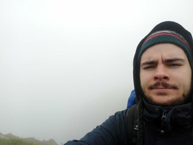 """6. """"Добирался 4 дня до Мачу-Пикчу - и вот"""" неудача, отпуск, отпуск не задался, прикол, путешествия, ужасные фото из отпуска, ужасный отпуск"""