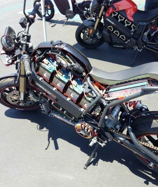 Мотоцикл в разрезе, вещи, другая сторона, интересное, факты