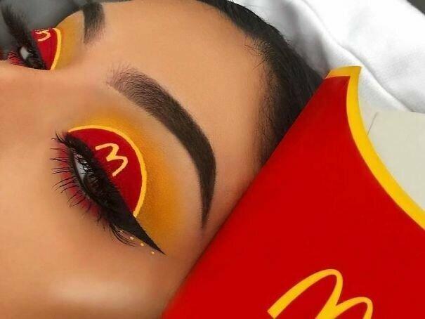 """Я люблю """"Макдоналдс""""! буйство фантазии, забавно, мастера, очумелые ручки, поделки, смешно, странные люди, удивительное рядом"""