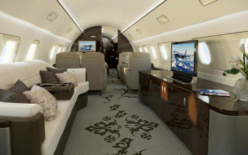 Безусловно, это очень дорого VIP самолёт, богачи, интересное, самолёт, стюардессы, фото, частный самолёт