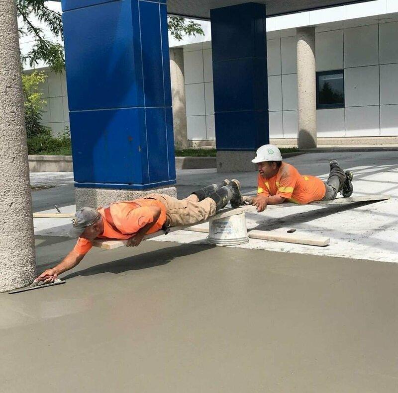 Современные технологии заливки бетон, бетонная стяжка, подборка, прикол, раствор, стройка, стяжка