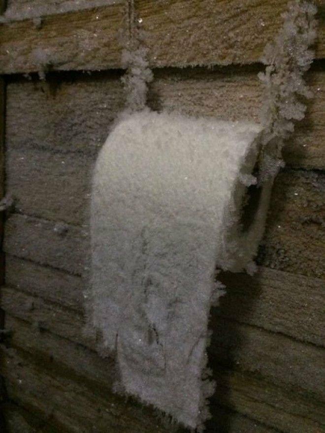 3. Вот как выглядит настоящая морозная свежесть по утрам Российская действительность, смешно, суровая действительность, юмор
