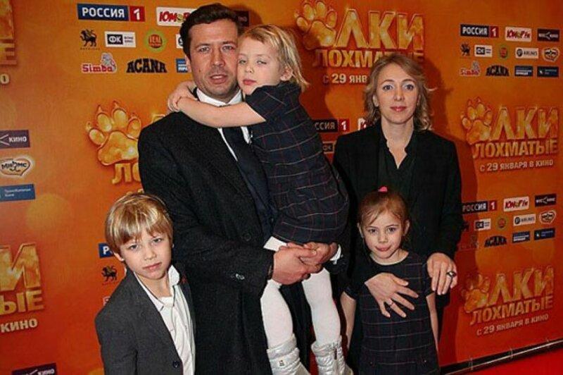 Андрей Мерзликин жена, заботливый, многодетный, отец, появился на свет, семья