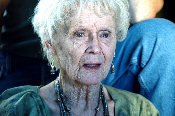 Вы помните пожилую Розу из «Титаника»? Вот какой она была в молодости… актёры, знаменитости, роза, титаник