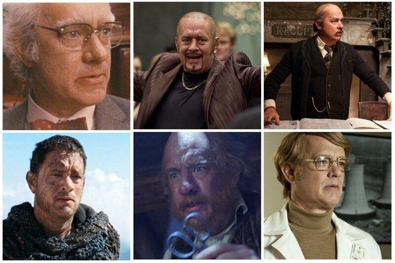 Том Хэнкс актёры, джонни депп, кино, назад в будущее, том хэнкс