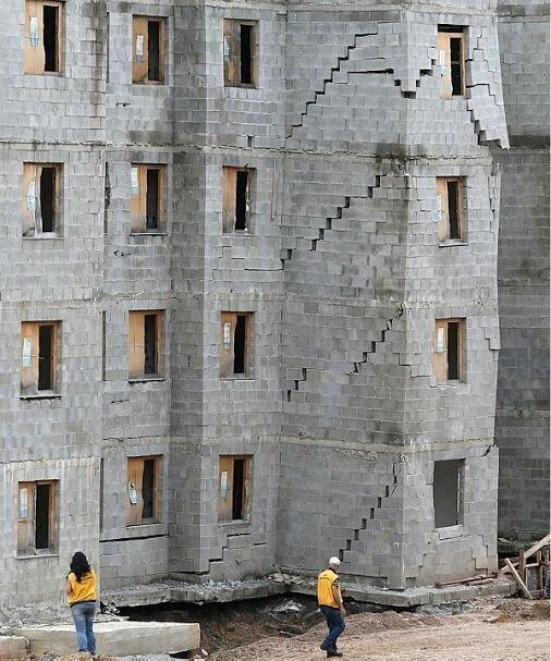 Пожалуйста, будьте осторожны при покупке жилья в новостройке кто так строит, новостройки, руки их жопы, страшное дело, стройка