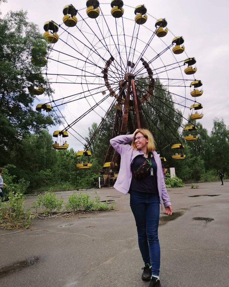 Очень перспективное на сегодня направление в туризме - поездка в Припять. Радость и восторг. Наверно это интересно, бесспорно Instagram, Припять, Чернобыль, возмущение, модно, фотосессии
