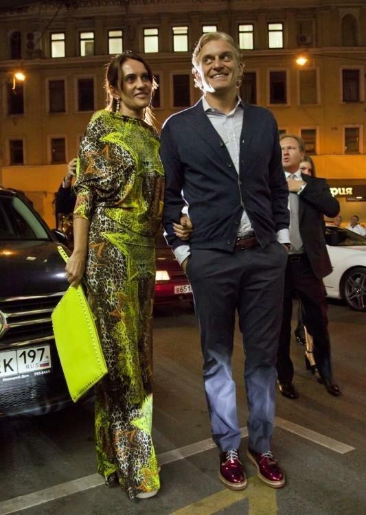 Олег Тинькоф, основатель небезызвестного банка, состояние –1,43 миллиарда долларов и его супруга Рина Восман биография, знаменитости, интересное, личная жизнь, олигархи, факты