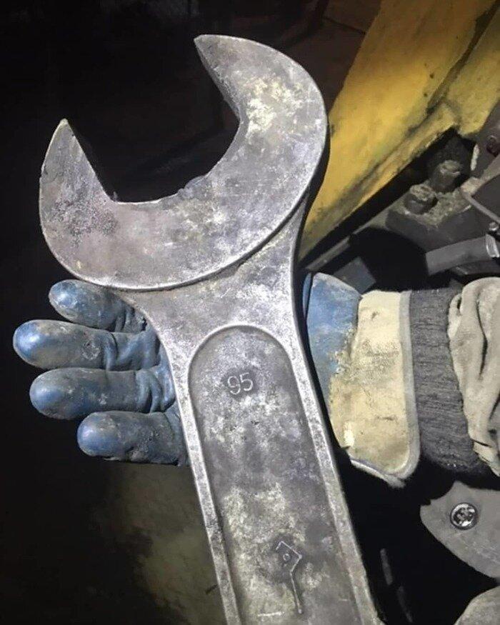 3. Карманный ключ слесаря на буровой инструменты, китай, ключ, молоток, отвертка, размер, сделал сам, юмор