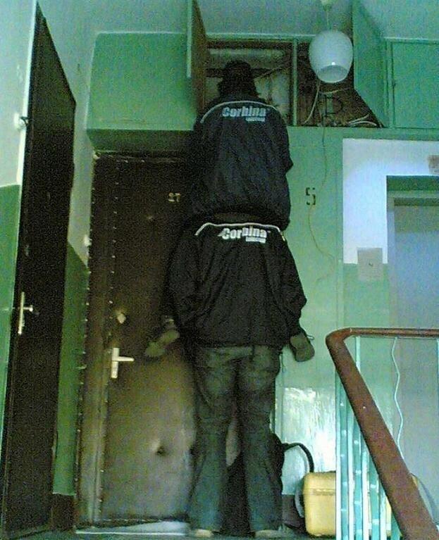 Когда трудоустроился лестницей накосячили, нарукожопили, подборка, прикол, юмор