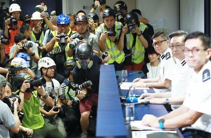 Гонконг показал, как выглядит образцовый народный протест гонконг, демонстрации, конфликт без конфликтов, мирный протест, организованность. спокойствие, протесты, удивительный мир, чистота