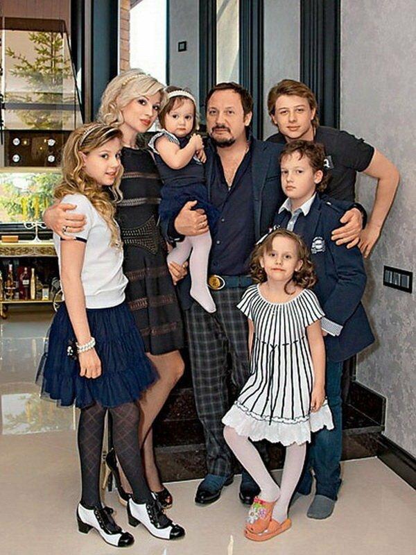 Стас Михайлов жена, заботливый, многодетный, отец, появился на свет, семья