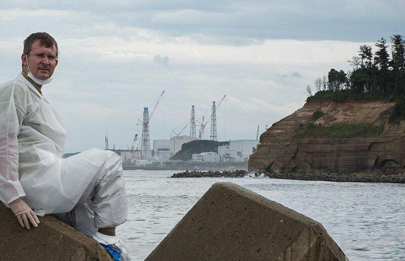 Фотограф Аркадиуш Поднесинский в зоне отчуждения Фукусимы АЭС Фукусима-1, аэс, зона отчуждения, катастрофа, последствия, фото, фотограф, фукусима