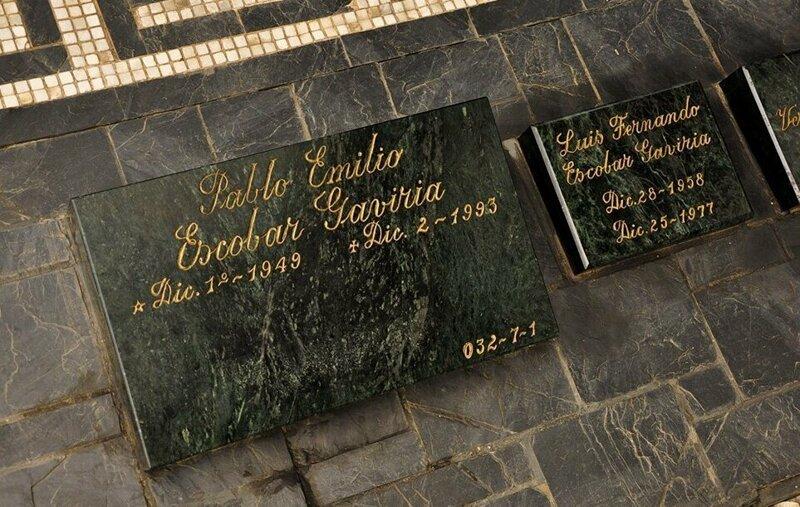 Могила находится на кладбище «Сады Монтесакро», Итагуи, Колумбия кладбище, маньяки, могилы, преступники, самые известные, факты