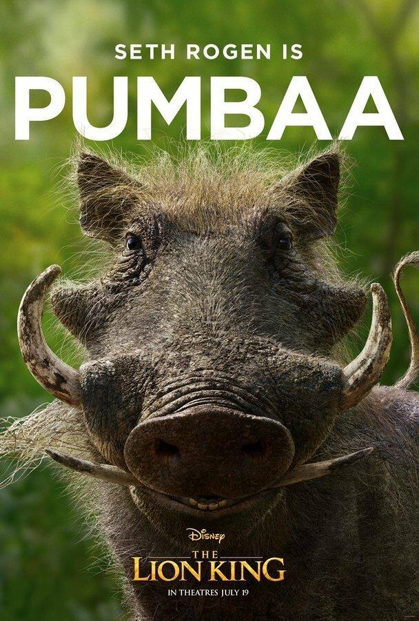 """""""Случайно узнала, что настоящее имя бородавочника из """"Короля льва"""" - не Пумба, а Пумбаа. Живите теперь с этим"""" Вот это ДА, интересно, любопытно, неожиданно, открытия, странные факты, удивительное рядом, факты"""