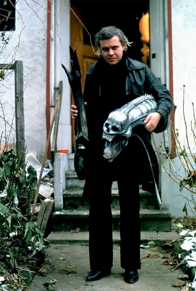 """40 редких цветных фотографий со съемок """"Чужого"""" (1979 г.) Кадры со съёмок фильмов, Ридли Скотт, Сигурни Уивер, Эллен Рипли, за кадром шедевров, кадры со съемок фильмов, редкие фотографии, чужой"""