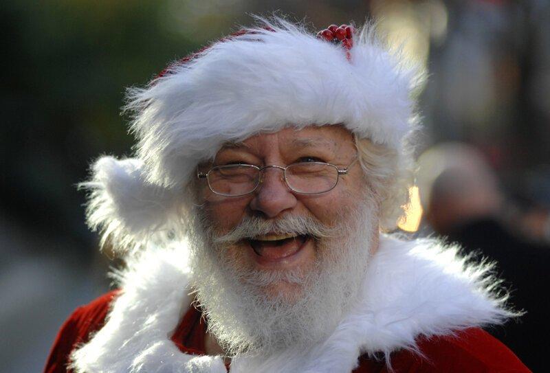 12. Санта-Клаус по национальности – канадец белый медведь, занимательные факты, канада, клен, нло, отпуск