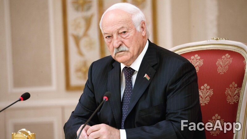 Лукашенко, кстати, не сильно изменился веселушка, знаменитости, интересное, приложение, старость, старые люди, фото