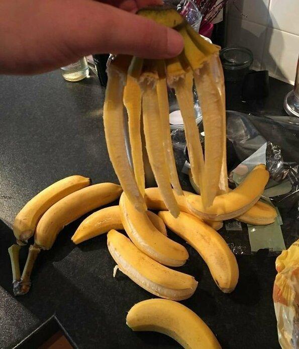 Сразу видно, что бананы зрелые деньки, неудача, плохой день, подборка, прикол, юмор