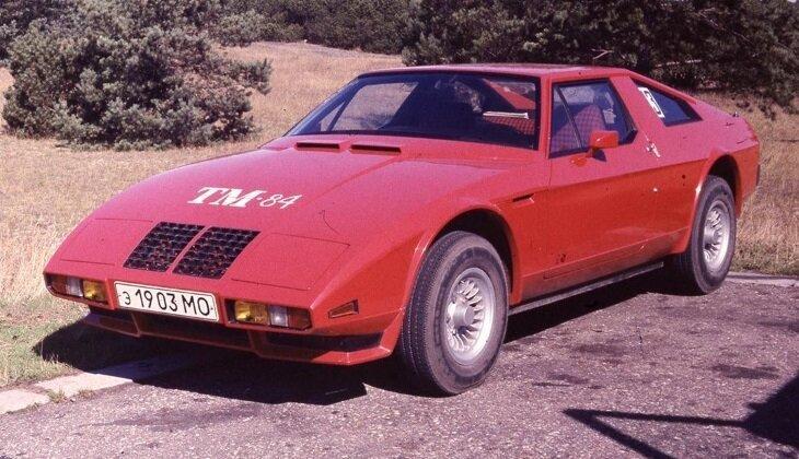 В Москве нашли самодельный советский автомобиль «Юна», который все еще на ходу Юна, москва, самодельное авто, спорткупе