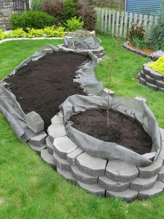 5. Фабрика идей, дачники, идеи для дачи, красиво, огород, сад, у дома